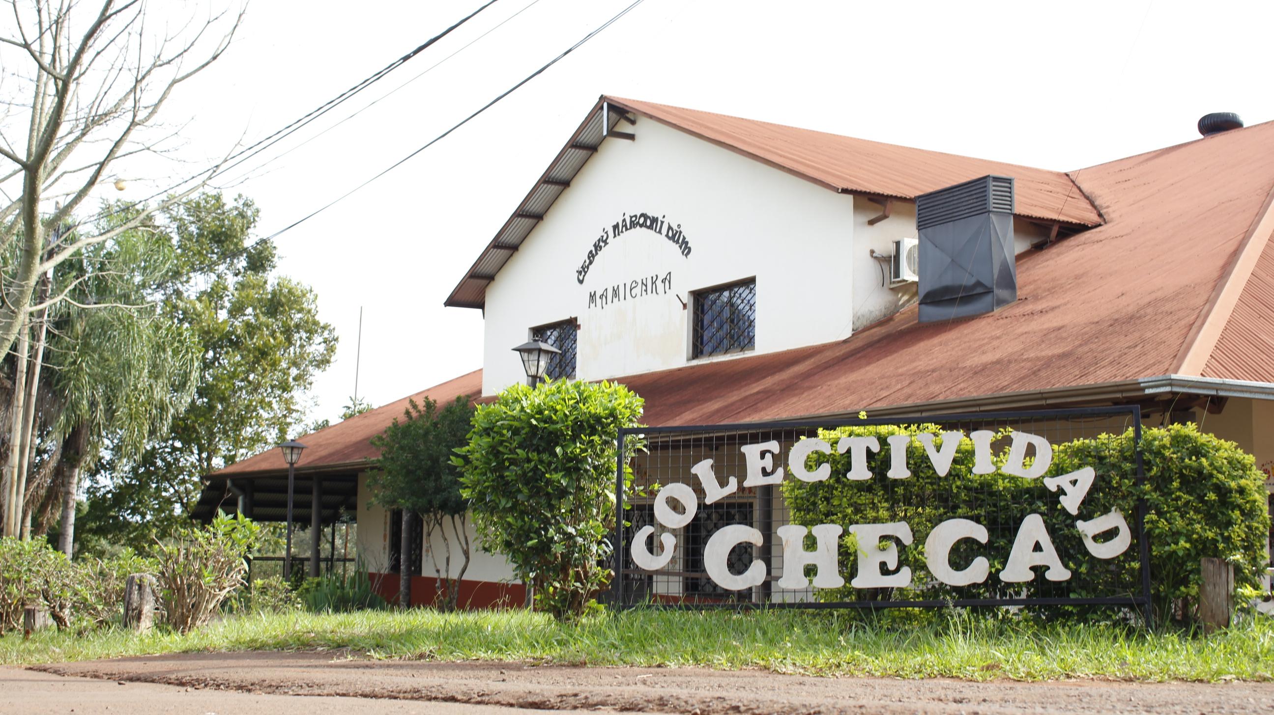 🇨🇿 COLECTIVIDAD CHECA